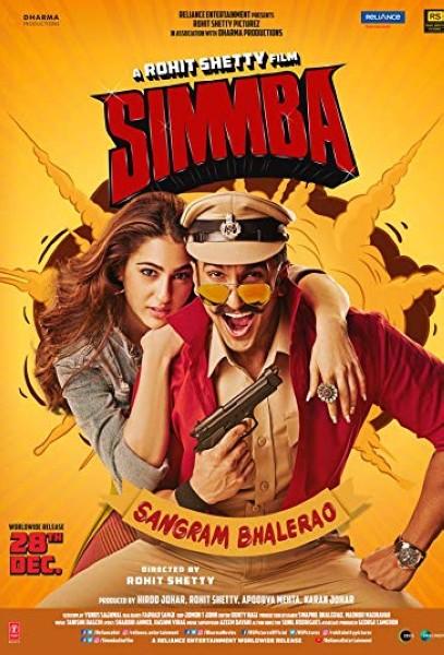 دانلود فیلم Simmba 2018