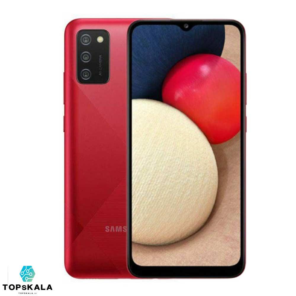 سامسونگ / گوشی موبایل سامسونگ مدل Samsung Galaxy A02s دو سیم کارت ظرفیت 32 گیگابایت