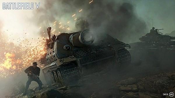 قابلیت شخصیسازی تانکها بزودی به Battlefield V اضافه خواهد شد + تصویر