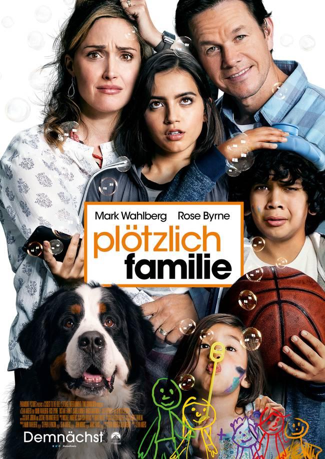 دانلود  فیلم  Instant Family 2018