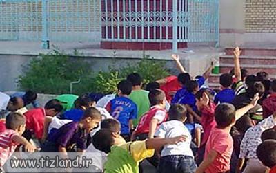 ضرورت تحرک دانش آموزان در زنگ تفریح
