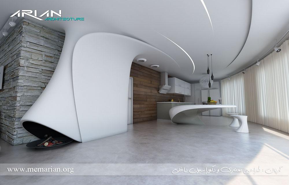 کاربرد ساندویچ پانل در طراحی و اجرای دکوراسیون داخلی ساختمان