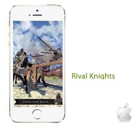 بازی شوالیه ها Rival Knights 1.0.0 – آیفون ، آیپد و آیپاد