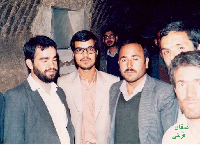 با ستارگان آسمان علم و دانش شهر فرخی (6) حجه الاسلام والمسلمین دکتر سید حسن قاضوی 6d0r 102