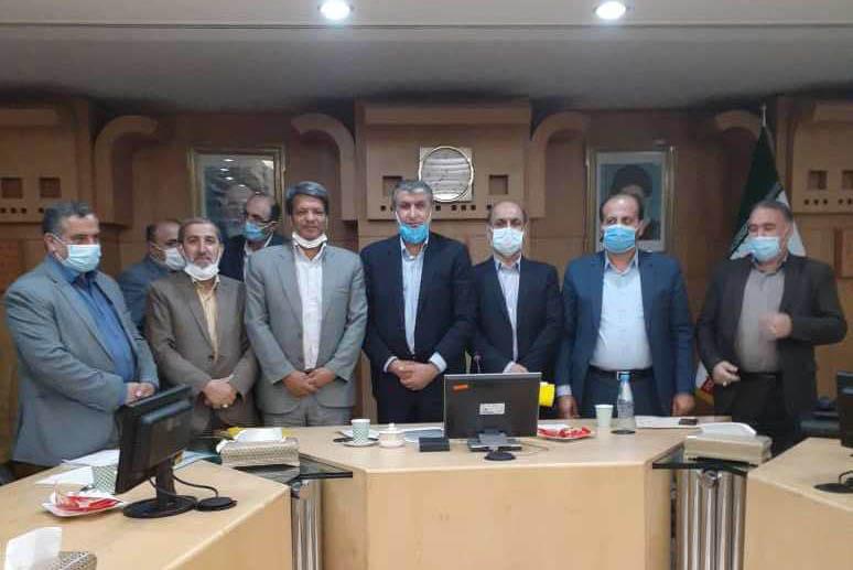 تسریع در اجرای پروژه های زیرساختی, جاده ای و راه آهن گلستان