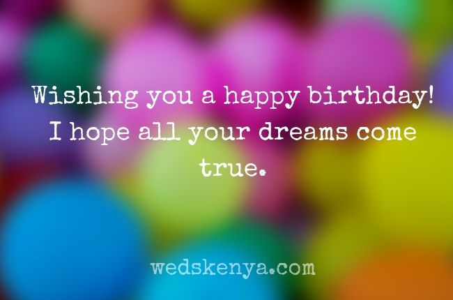 پیامک تولدت مبارک برای دوست به زبان انگلیسی