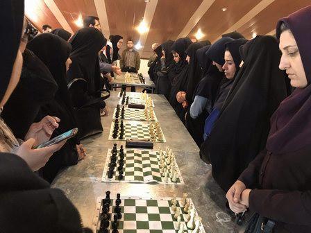 اولین کارگاه آموزشی  دانش افزایی  شطرنج