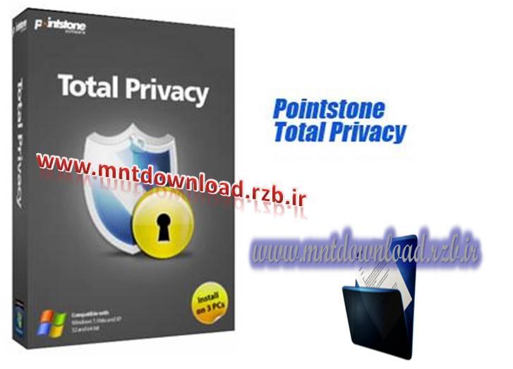 پاکسازی و حفاظت از ردپا های سیستم با Pointstone Total Privacy 6.2.0.170