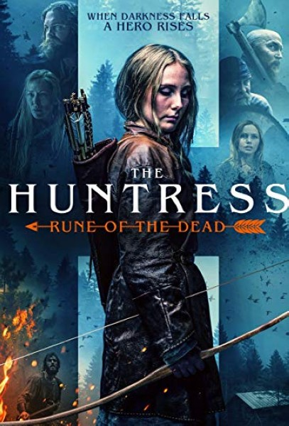 دانلود فیلم The Huntress: Rune of the Dead 2019