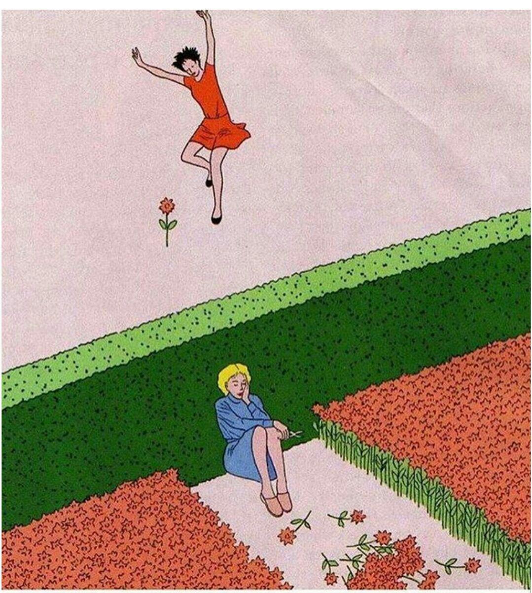 نقاشی مفهومی زیبا
