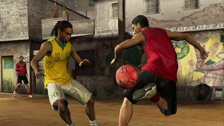 نقد و بررسی بازی FIFA Street 2؛ گل کوچیک در زاغههای برزیل