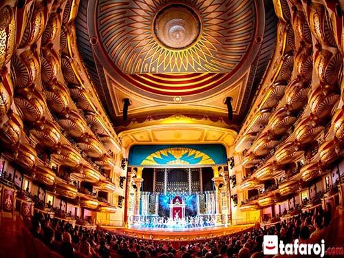 مرکز باله و اپرا در گرجستان
