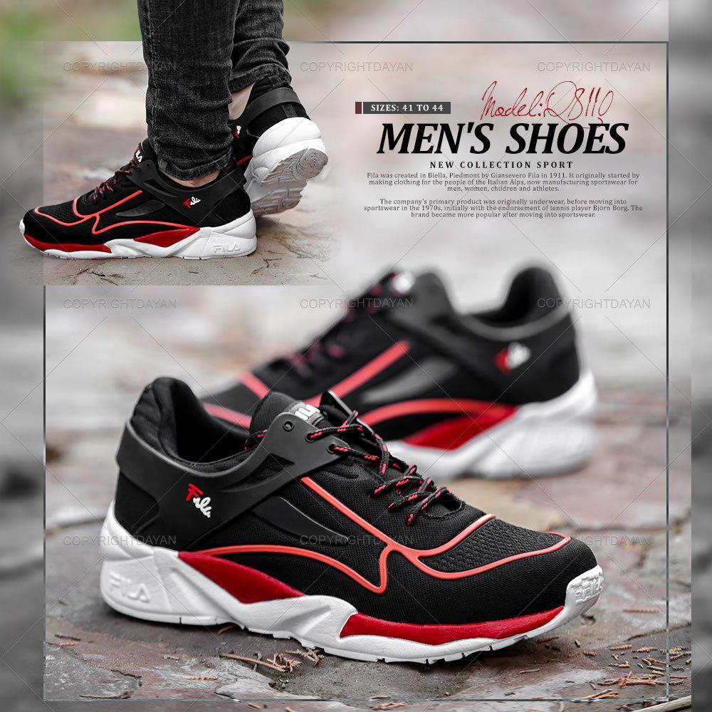 کفش مردانه Fila مدل Q8110