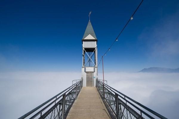 10 تا از عجیب ترین آسانسور های جهان