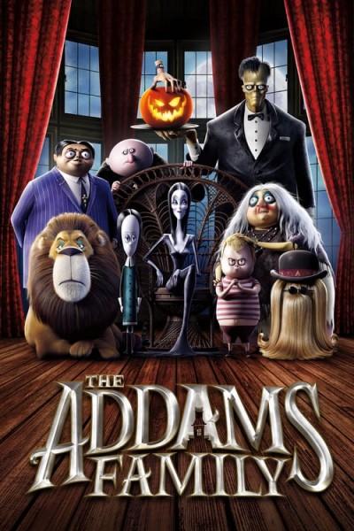 دانلود انیمیشن The Addams Family 2019