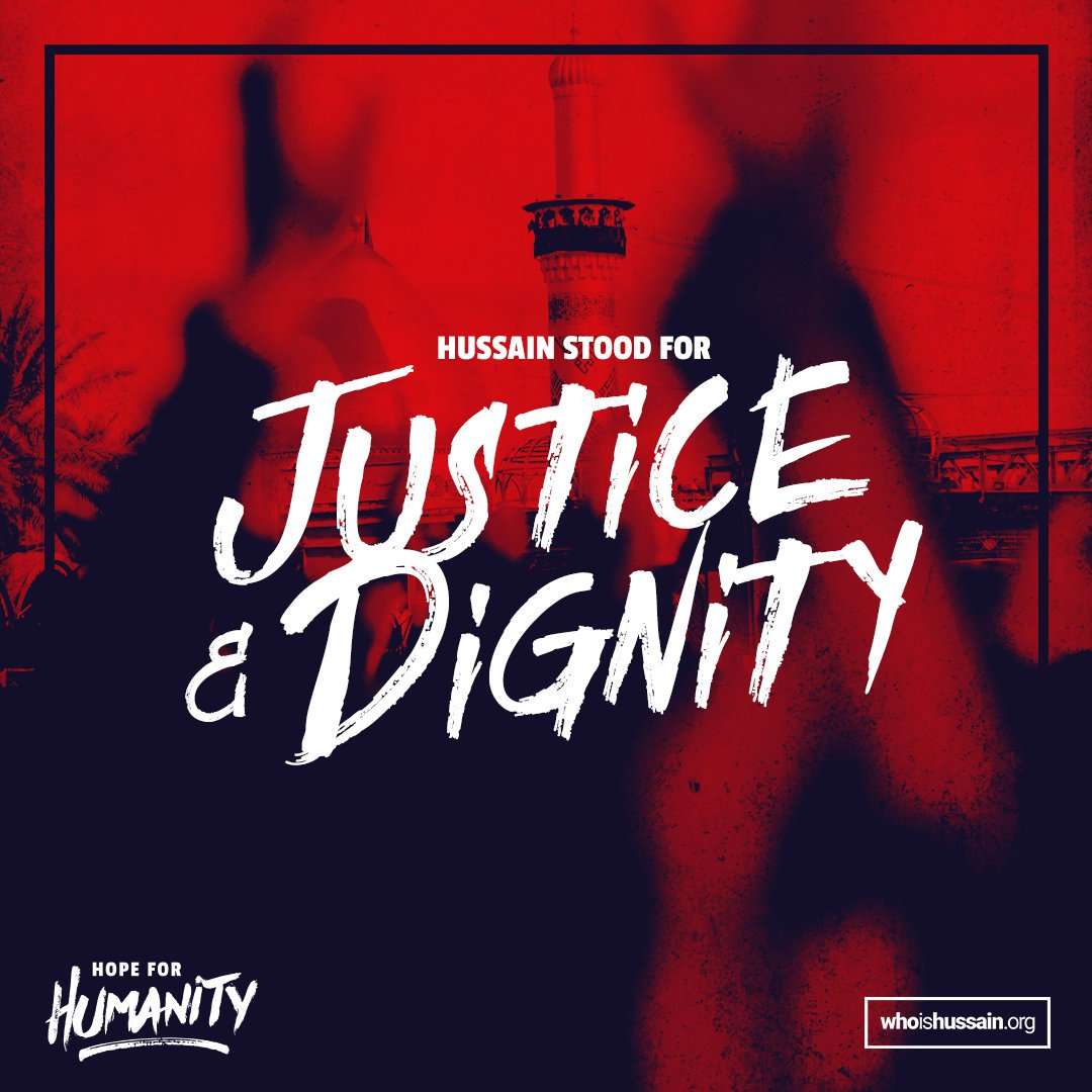 justice and dignity