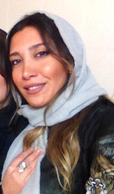 عکسهای جدید نیکی مظفری در خرداد 94