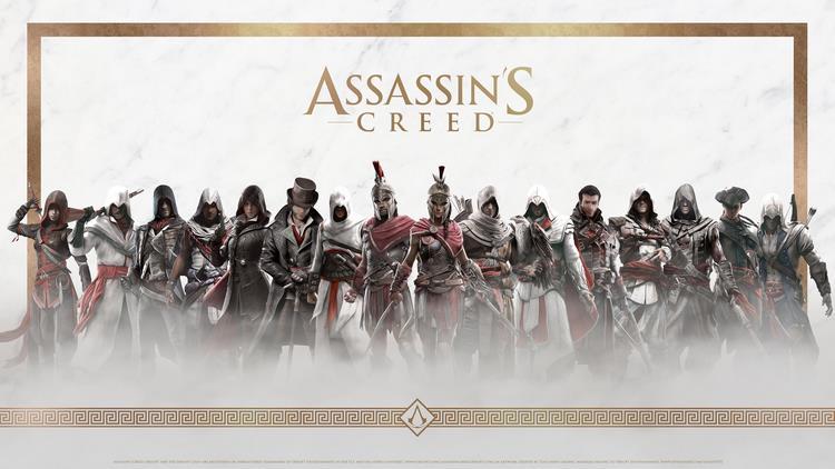 جدیدترین آمار از فروش کلی مهمترین سری بازیهای Assassin's Creed :Ubisoft با اختلاف در صدر