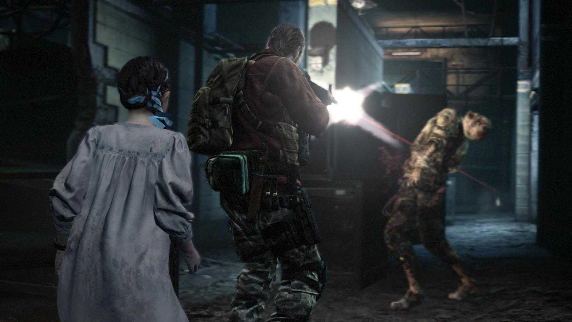 حرکتی مرگبار در Resident Evil: Revelations 2