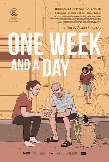 دانلود فیلم One Week and a Day 2016