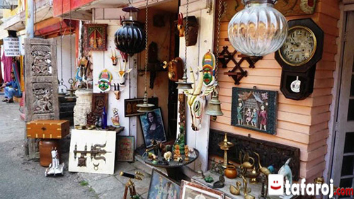 بازارهای سنتی هندوستان
