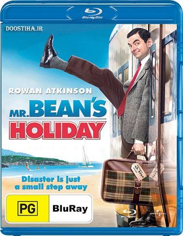 دانلود دوبله فارسی فیلم کمدی Mr. Bean's Holiday 2007