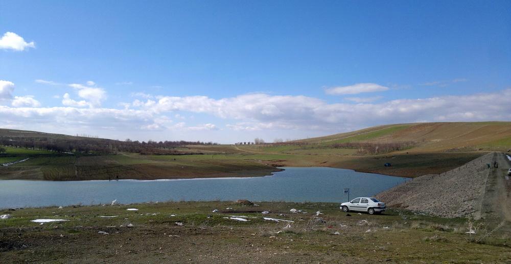 سد روستای ارلان