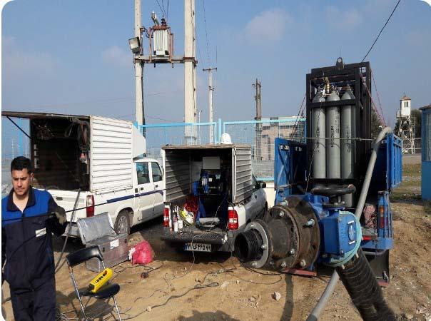 احیاء و بازسازی 9حلقه چاه آب و بازگشت آنها به تولید