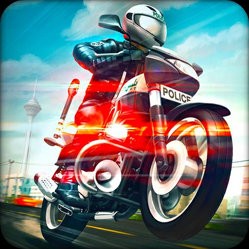دانلود بازی گشت پلیس 1 (موتور پلیس) اندروید + نسخه مود