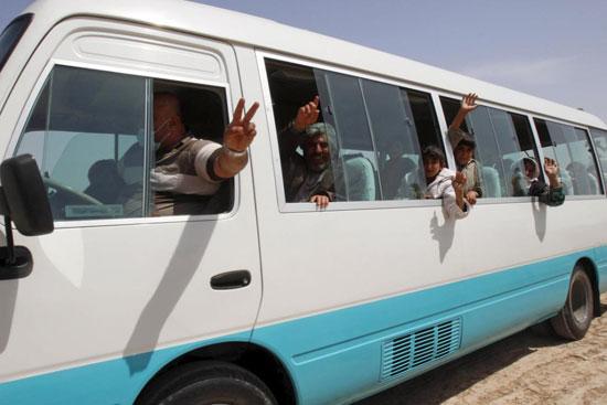 داعش 200 ایزدی را آزاد کرد