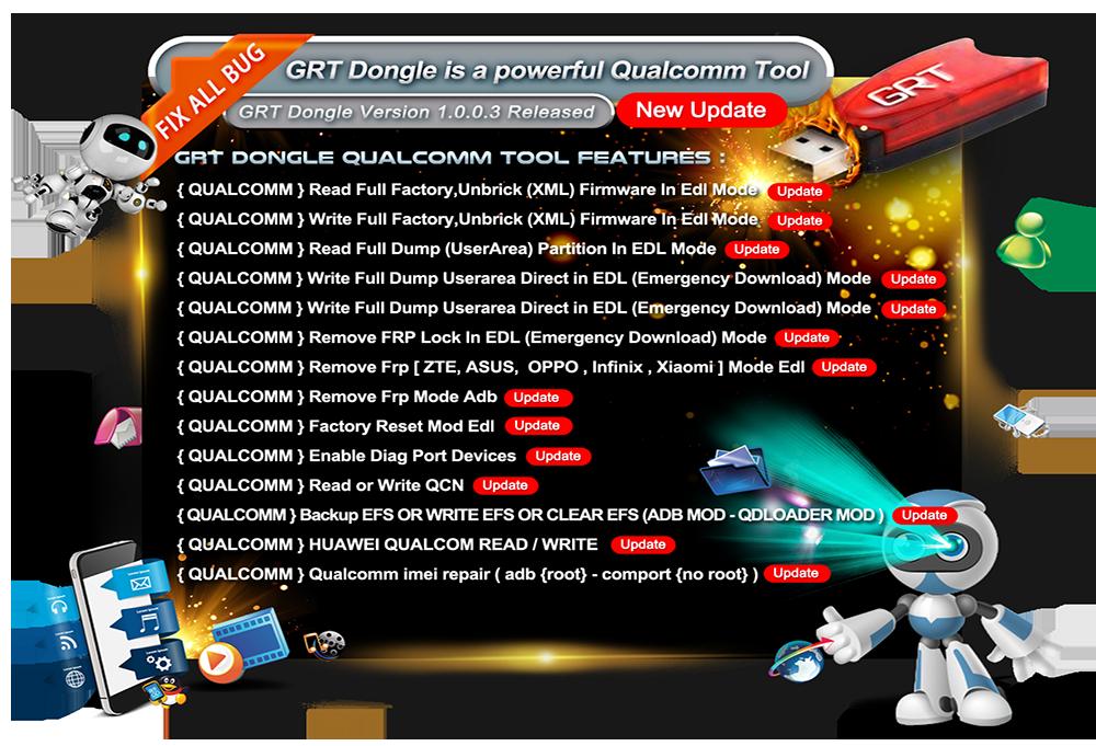 Thông tin - GRT Dongle update | Diễn đàn mobile số 1 việt nam
