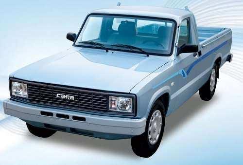 فروش اقساطی وانت کارا 2000 - بهمن خودرو - فروردین 97