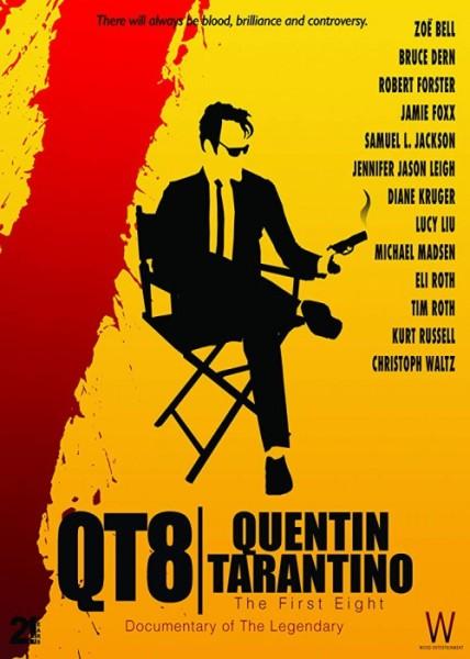 دانلود فیلم QT8 The First Eight 2019