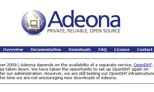 نرم افزار adeona