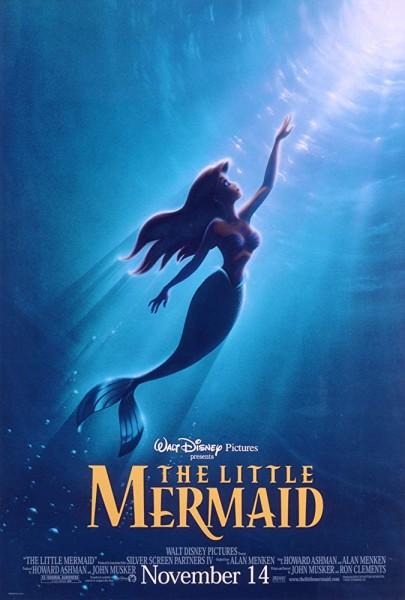 دانلود انیمیشن The Little Mermaid 1989