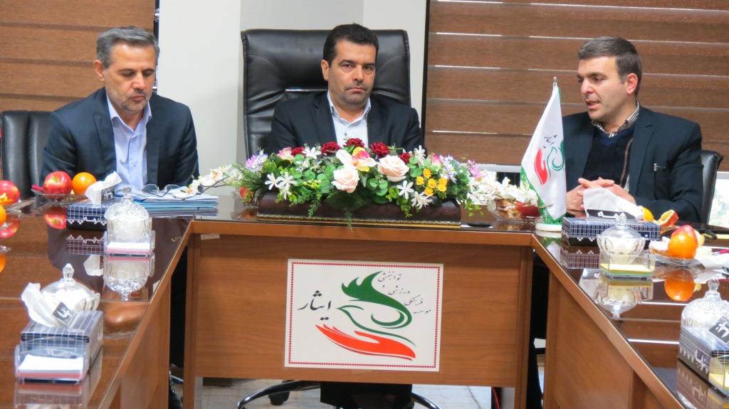 مدیرعامل موسسه: تمام تدابیر لازم را اتخاذ کنیم تا مجمع عمومی آینده در موعد قانونی خود برگزار شود