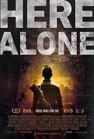 دانلود رایگان فیلم Here Alone 2016