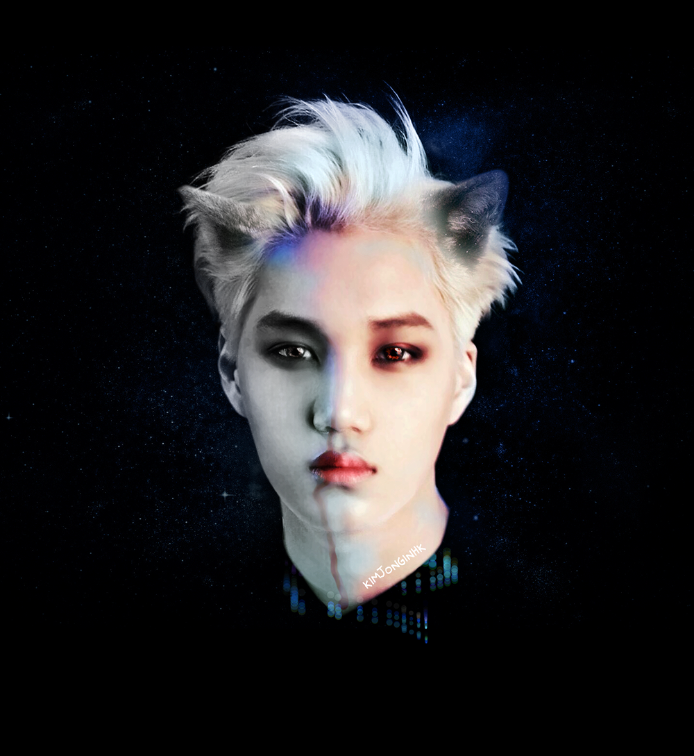 7qgy kim jong in kai exo lycan by l0vehcl d7cj6dd - I'm not a genius,you're not a wolfman! ch 40