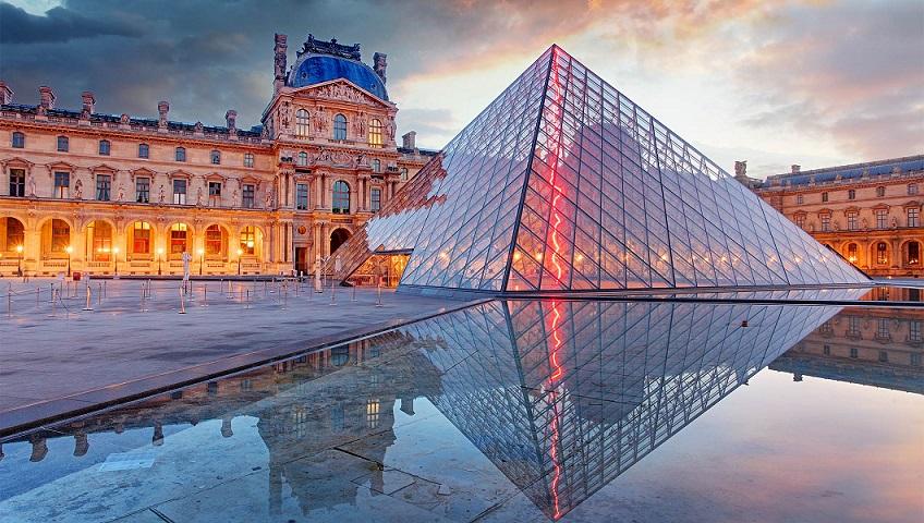 گشت و گذار در پاریس فرانسه