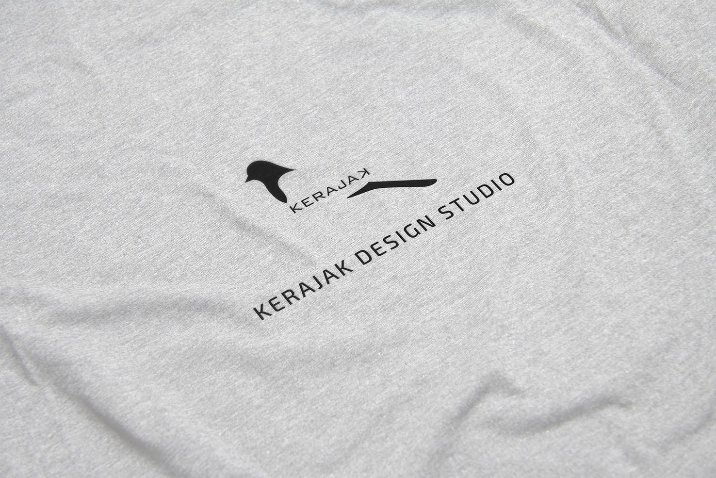 نمونه طراحی لوگوهای منطراحی لوگو برای استودیو طراحی جواهر دست ساز - کراجک نام پرنده ایست در استان کرمان