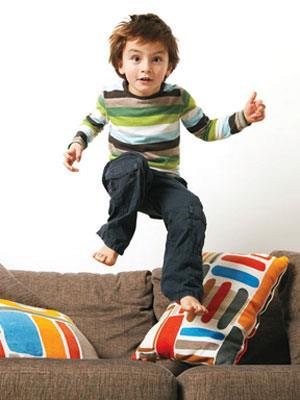 راه حلهای مهار کودکان بیش فعال (بخش دوم)