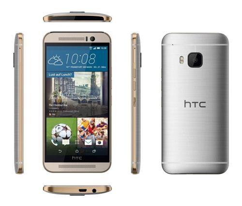 گوشی HTC One M9 ، معرفی گوشی HTC One M9