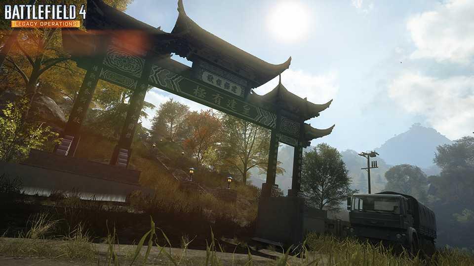 بسته الحاقی جدیدی برای Battlefield 4 معرفی شد