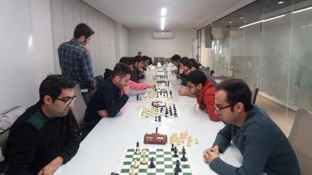 مسابقات شطرنج ده فجر کارکنان دولتی