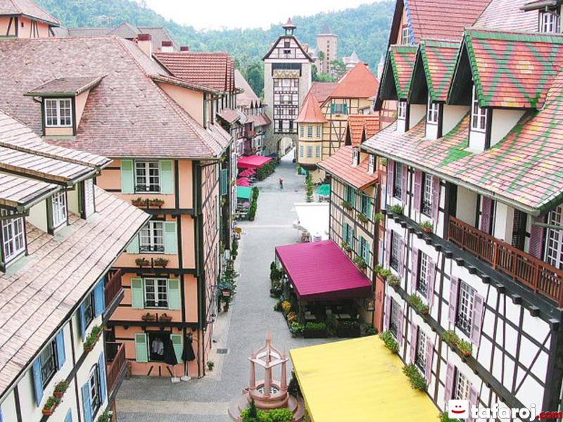 دهکده فرانسوی ها