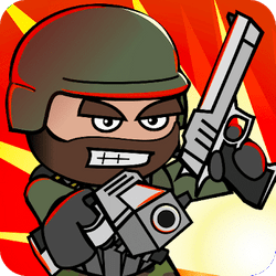 دانلود Doodle Army 2 : Mini Militia 5.2.0 – بازی مهیج ارتش احمق اندروید + مود