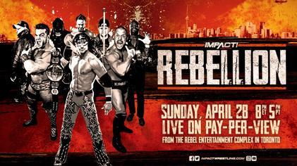impact Wrestling Rebellion 2019