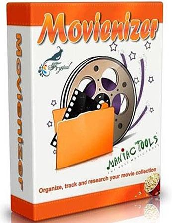 مدیریت و دسته بندی فیلم ها با Movienizer 4.5.248