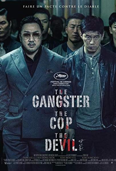 دانلود فیلم The Gangster, the Cop, the Devil 2019