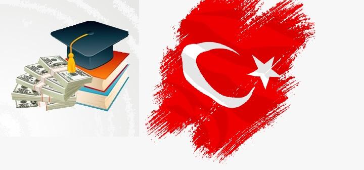 شهریه دانشگاه های ترکیه